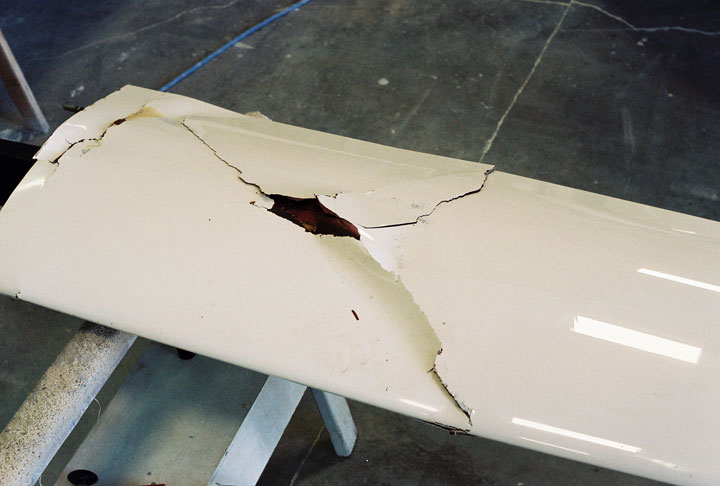 Sailplane Repair